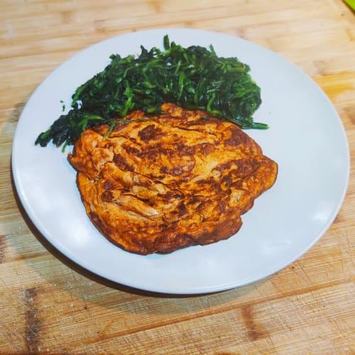 Tortilla roja