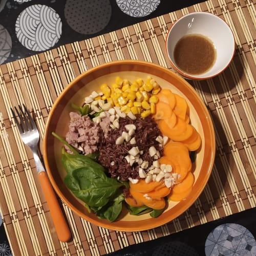 Complete salad