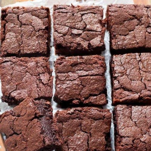 Light brownie