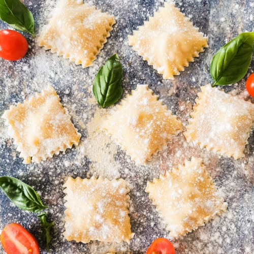 Gluten-free egg pasta