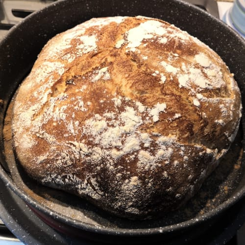 Bread 16 hours