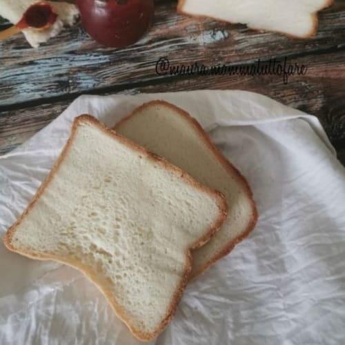 Pan sandwich sin gluten