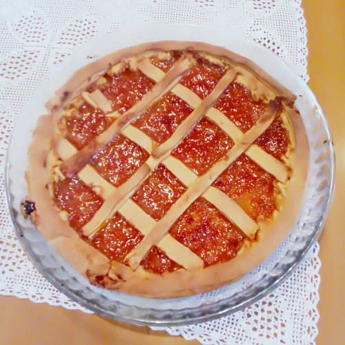 Shortcrust pastry and tart