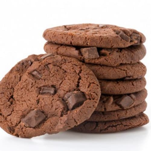Galletas de chocolate light