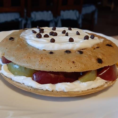 Illusion pancake