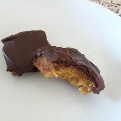 Brownie alla zucca senza zucchero