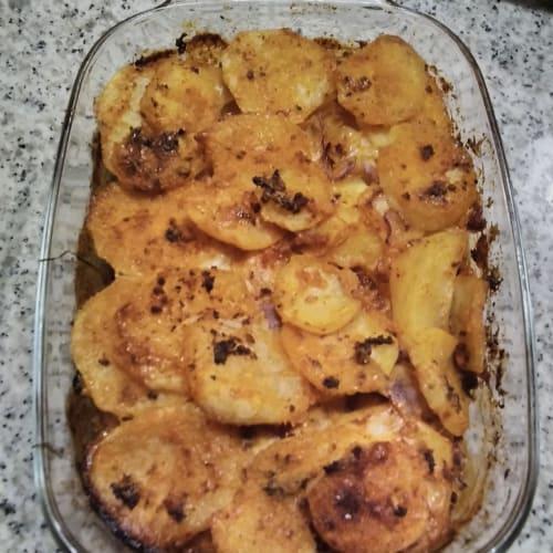 Lasagne di patate.