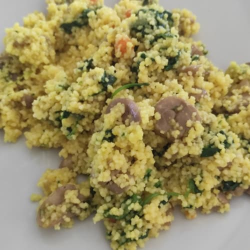 Cous cous gustoso
