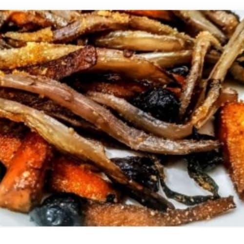 Contorno bietole e carote