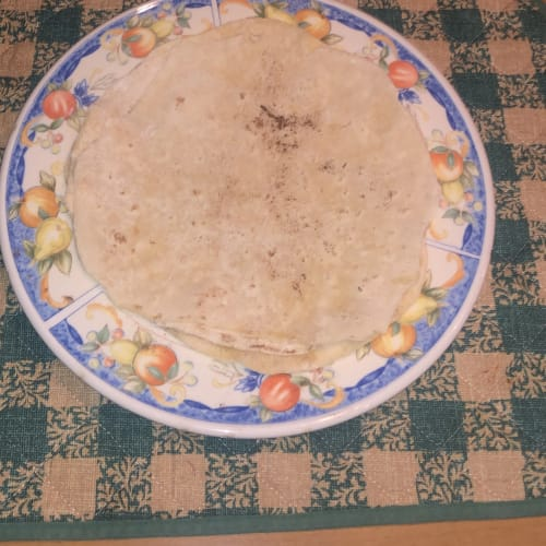 Piadine allo yogurt