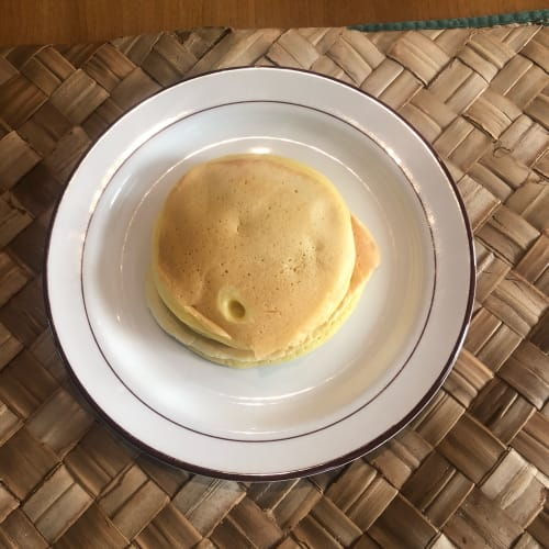 Pancake all'arancia