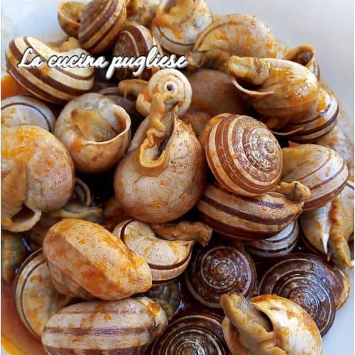 Lumache Al Pomodoro