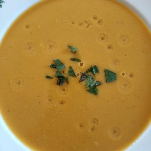 Zuppa di lenticchie corallo alla turca