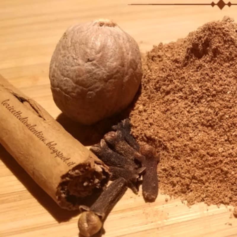 mezcla de especias de calabaza de invierno y golosinas