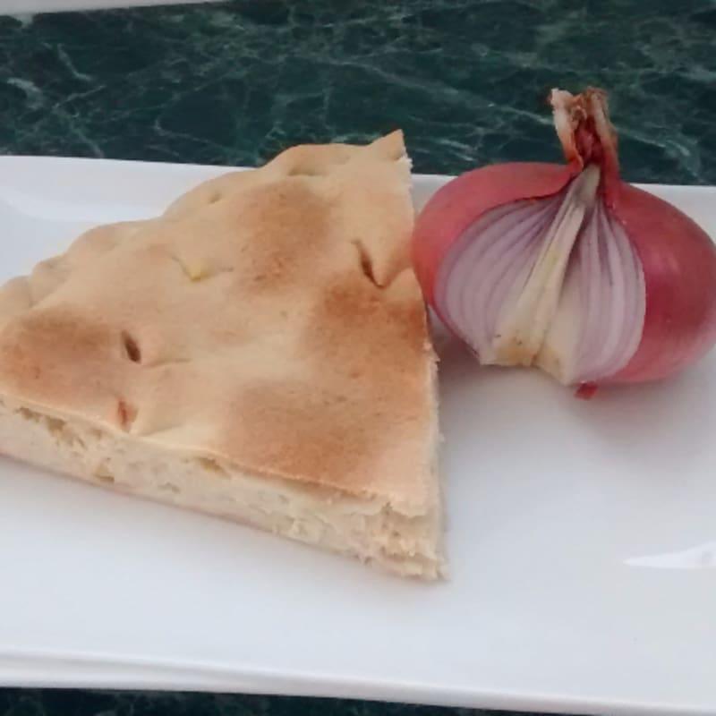 Calzone de la cebolla
