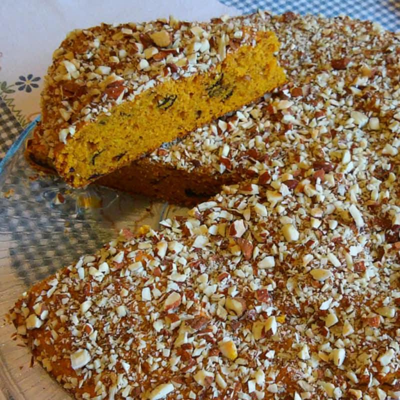Rustic Pumpkin Cake