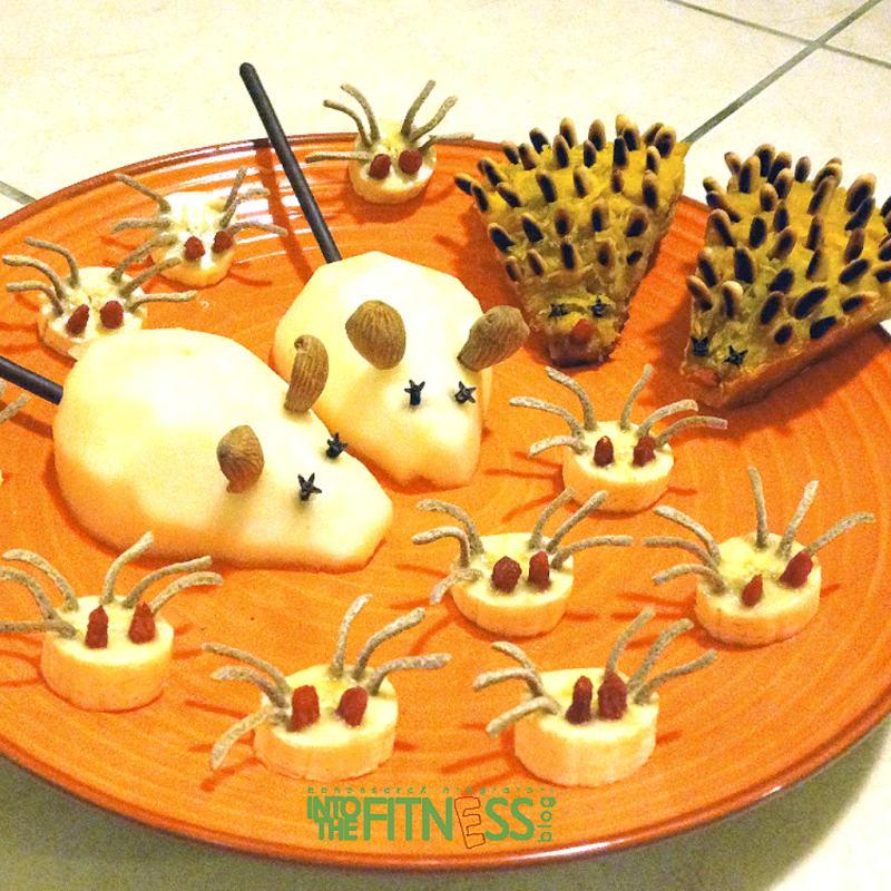 Dolcetti, trucos y animales de Halloween