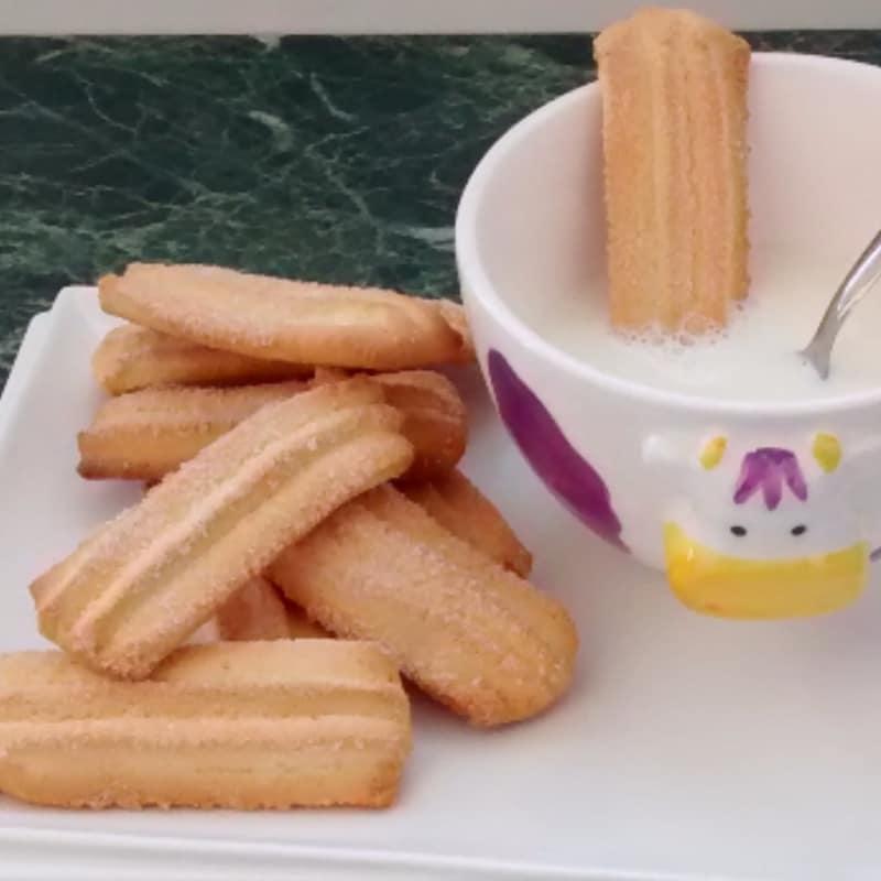 Pastas para la leche de la abuela