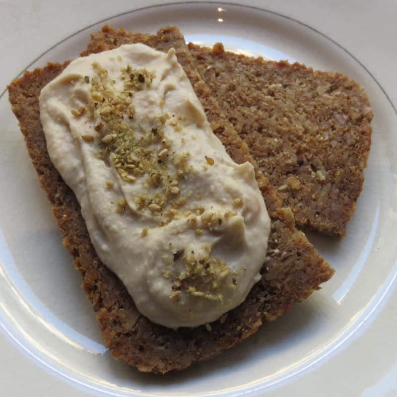 Spalmabile veg, idea per la colazione salata