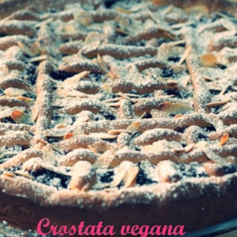 vegan tarta