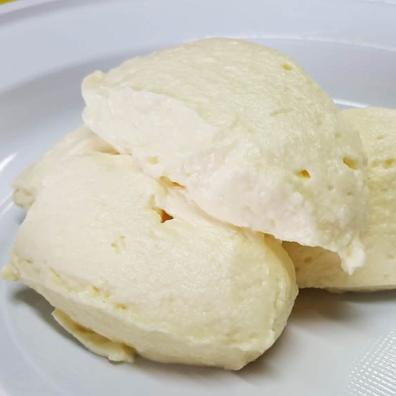 Mayonnaise without eggs
