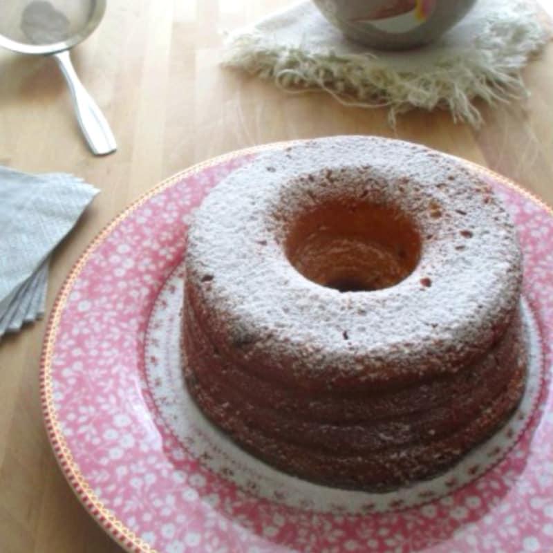 La torta doblemente mágico