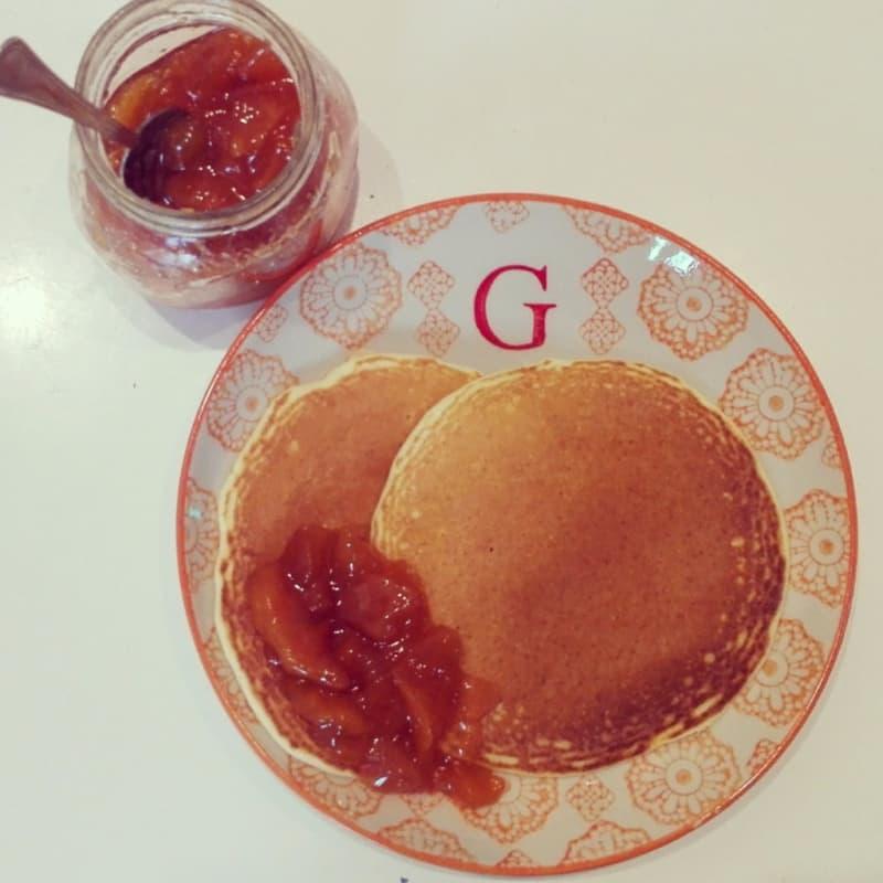 Pancakes soffici e spumosi