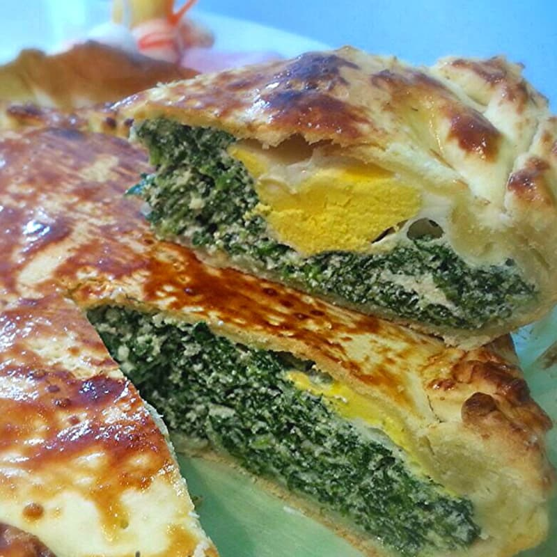 pasqualina pizza