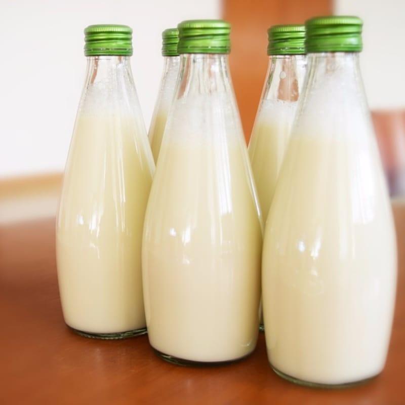 La leche de arroz