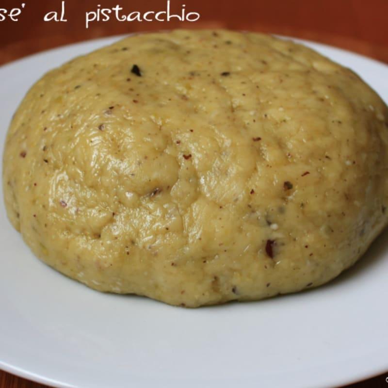 Brisè al pistacchio senza burro