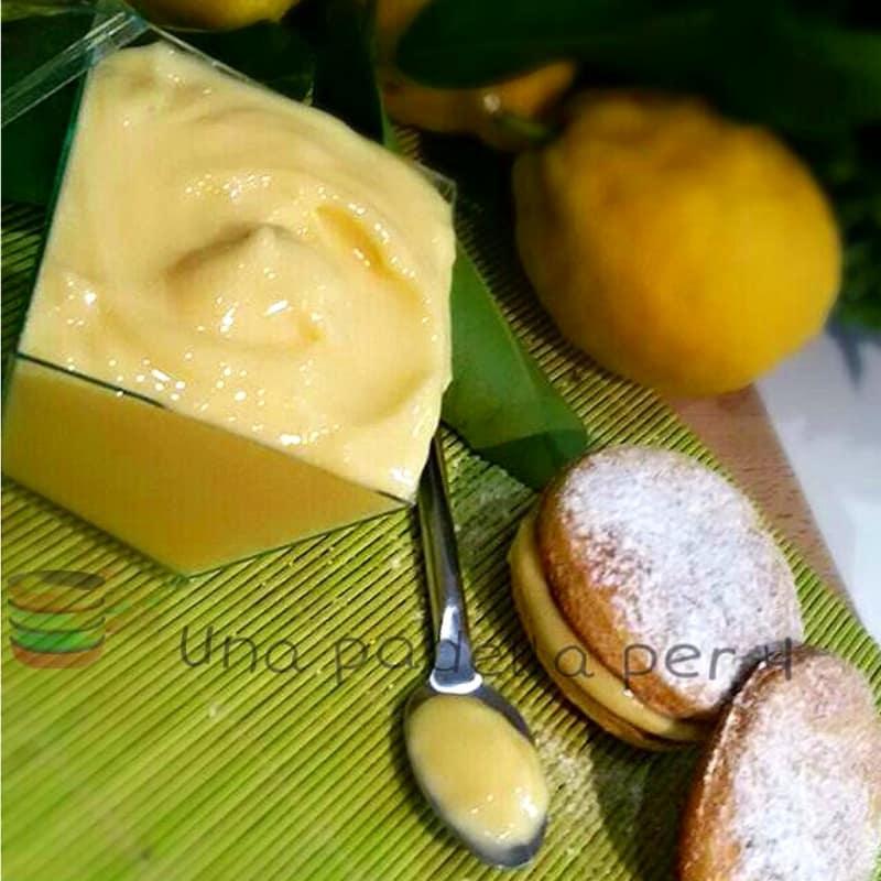 Massari crema pastelera método