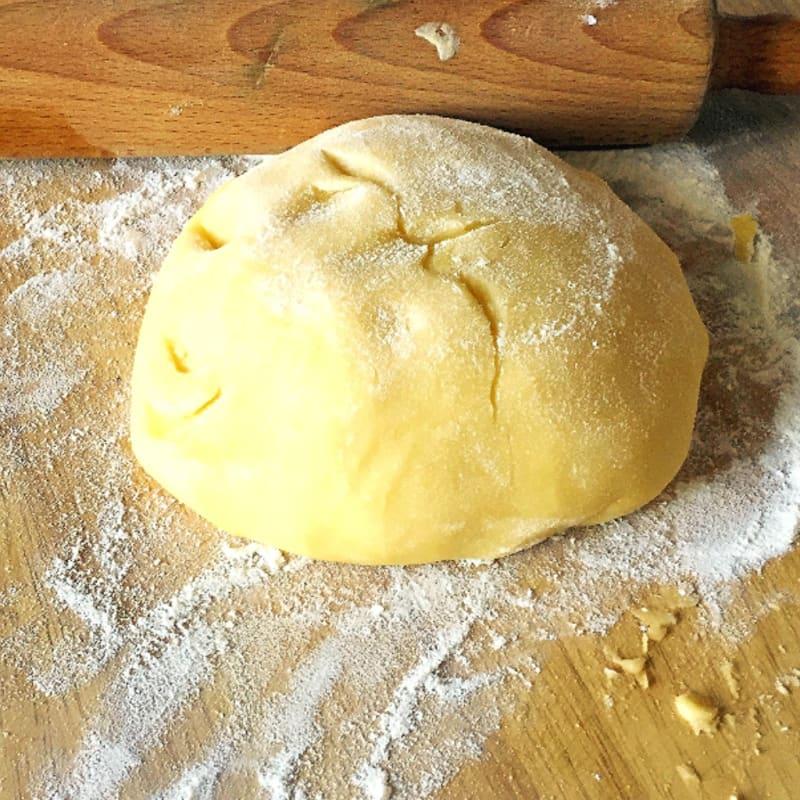 pastelería y sin pasta de mantequilla