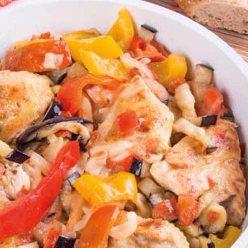 pollo catalán