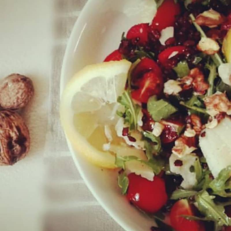 cold rice salad Venus
