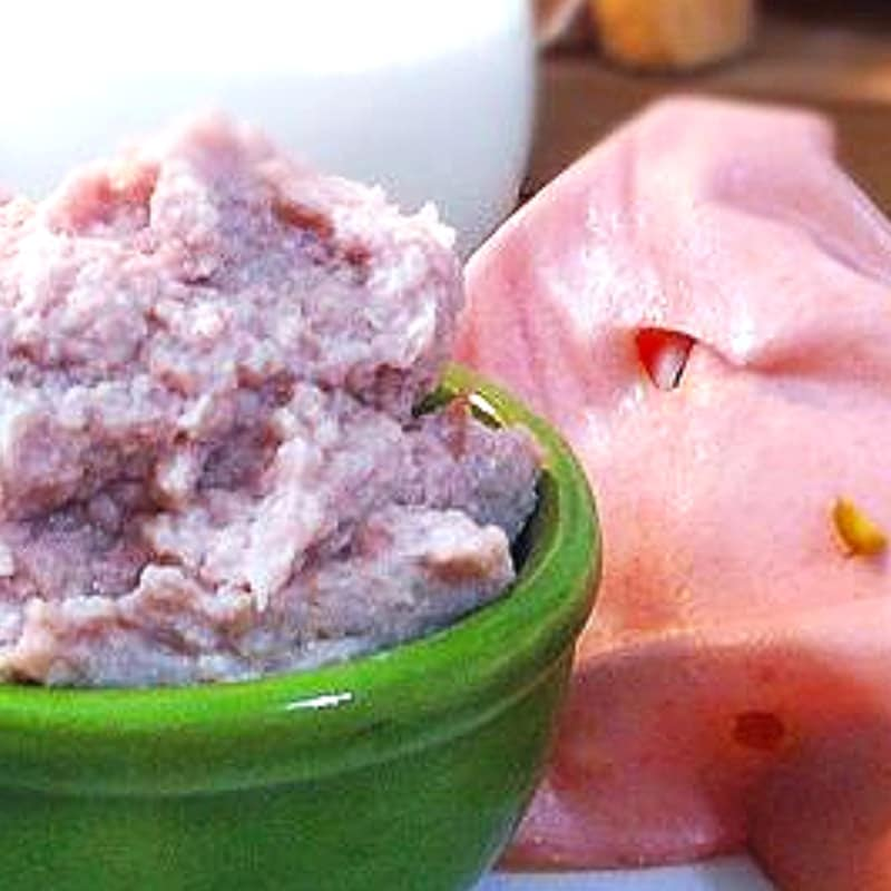 Mortadela receta de mousse