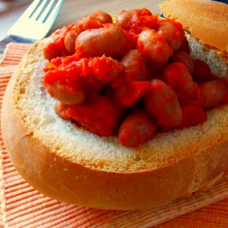 Fagioli al pomodoro