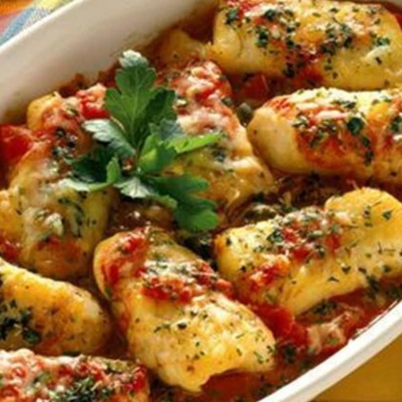 Cod siciliana
