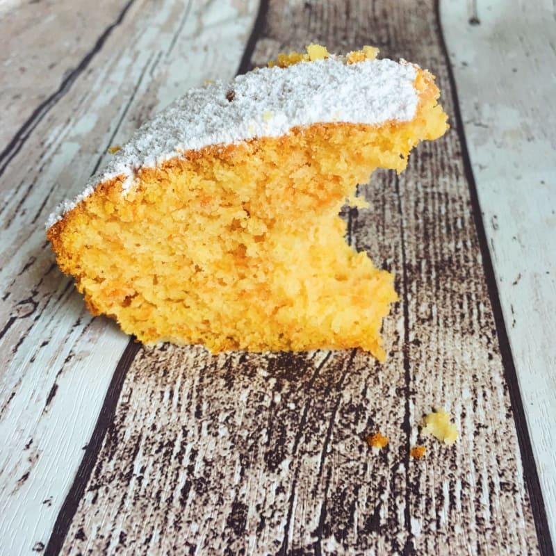 Calabaza Soft lactosa Cake