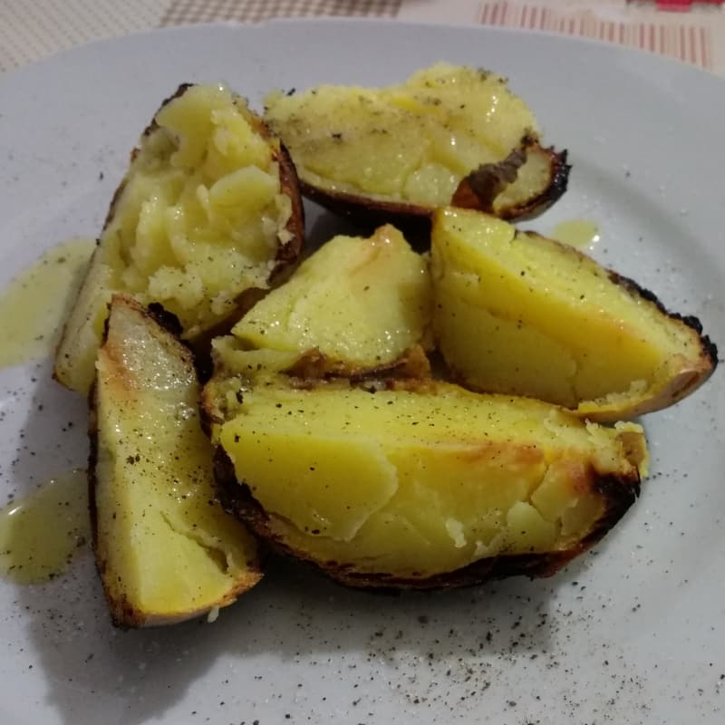 Patate con l'ingrediente segreto