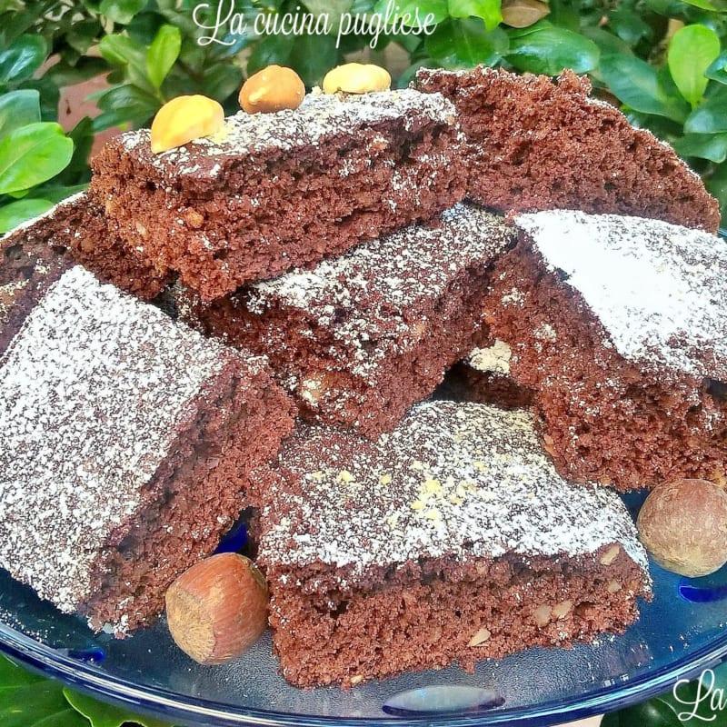 Brownies versione leggera