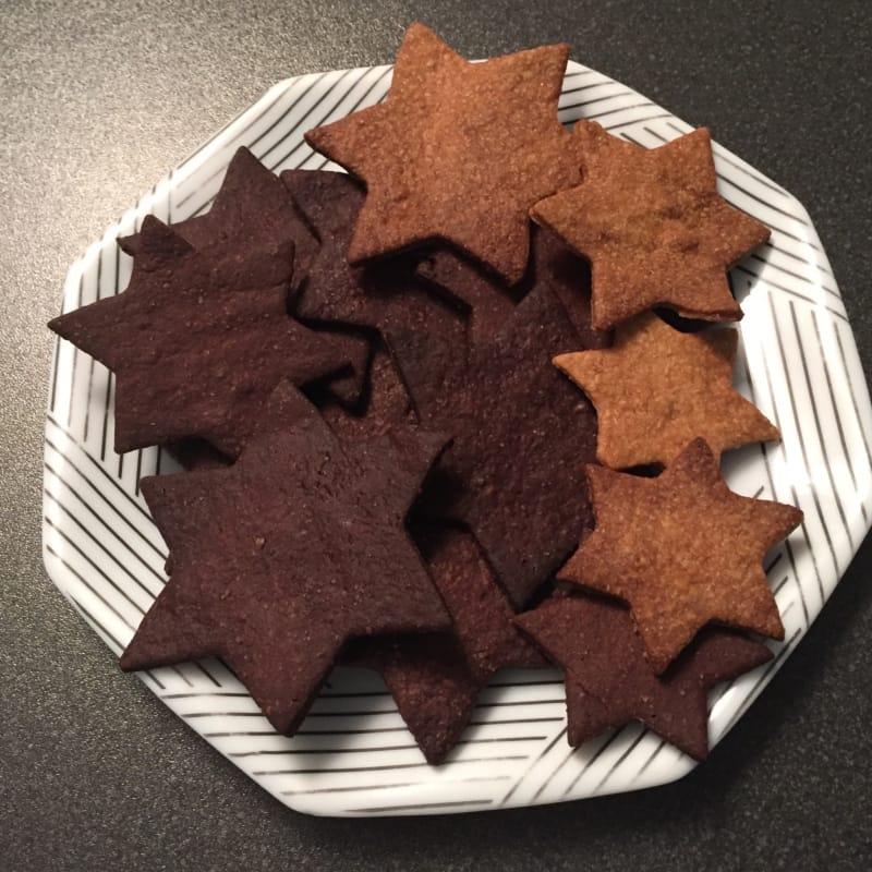 Stelline gingerbread