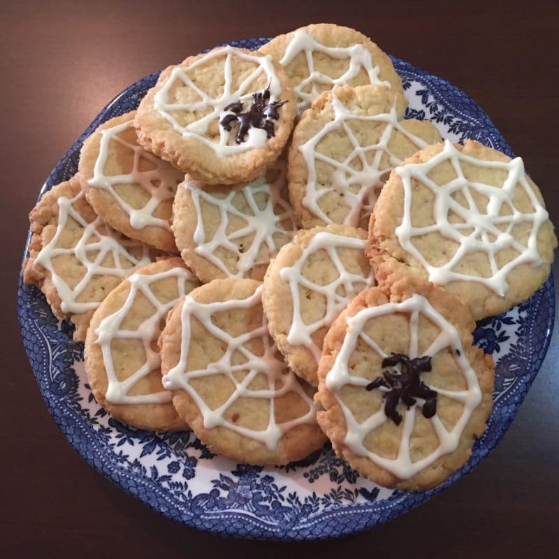 Las cookies telaraña