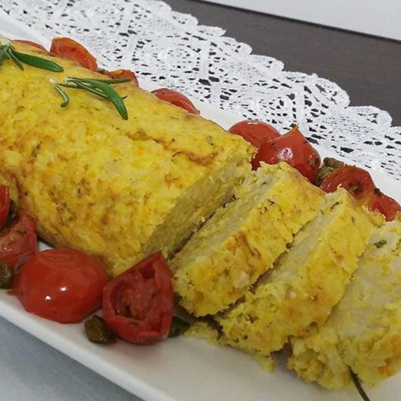 frijoles vegetarianos pan con carne y arroz