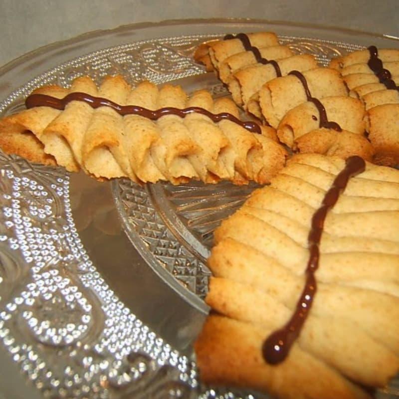 galletas veganas de espelta