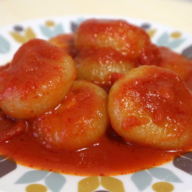 cebollas Borettane tomate