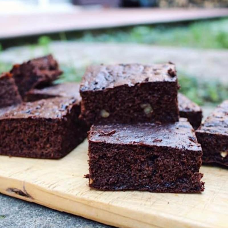 Brownies protein lactose