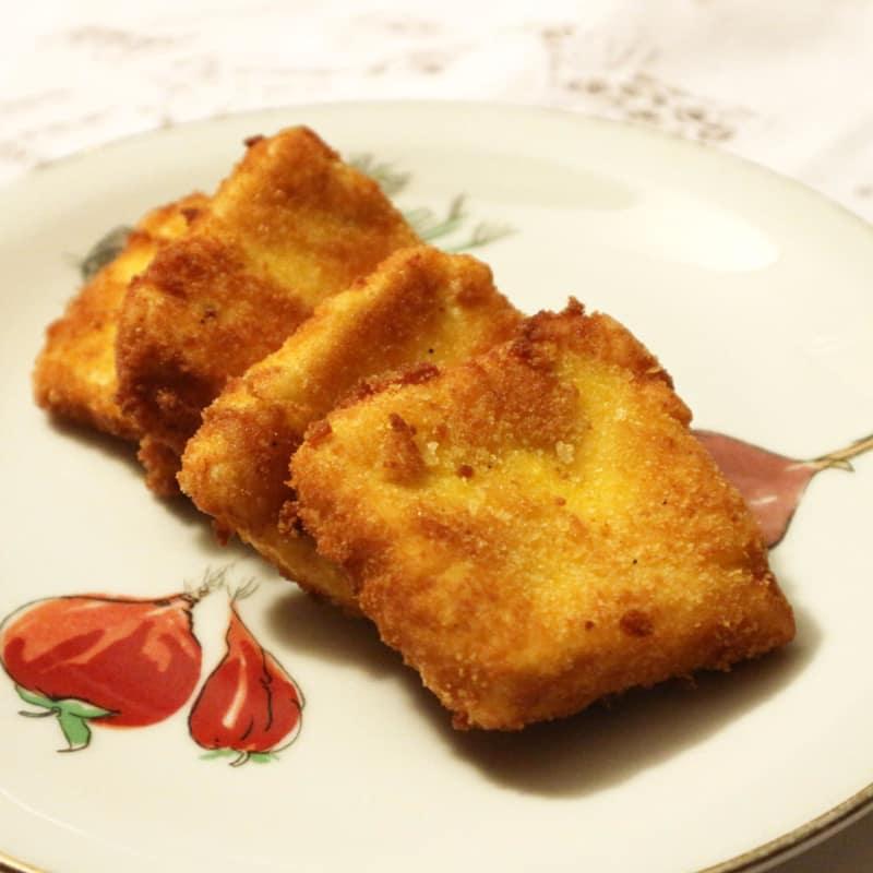 Fried Ricotta rápido y sabroso