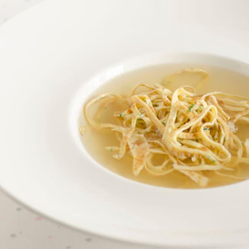 sopa celestina