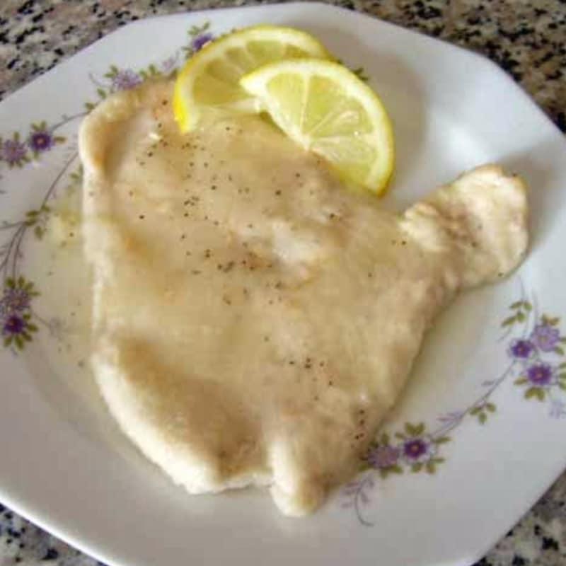 la pechuga de pollo al limón