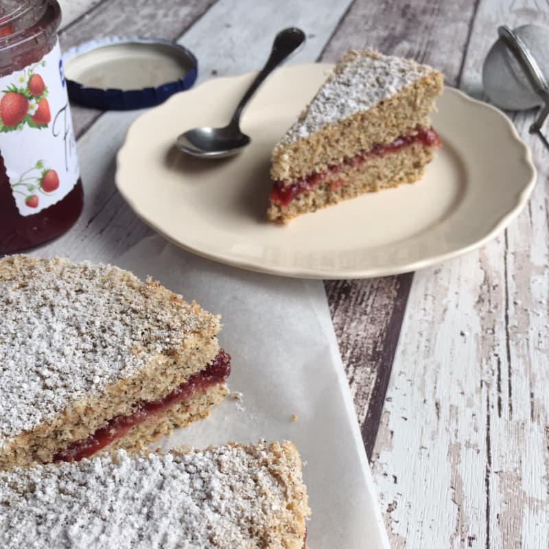 trigo sarraceno torta sin gluten y sin lactosa